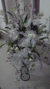 お客様T様から頂いたお花